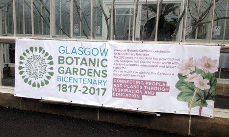 glasgow botanic gardens bicentenary 1817 2017