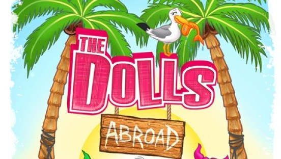the dolls abroad
