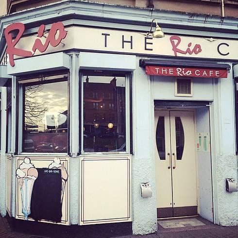 the rio cafe