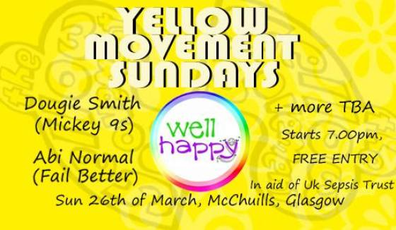 yellow movement sundays