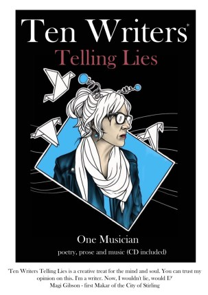 ten writers telling lies book cover