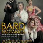 West End Festival: Bard at the Botanics, Timon of Athens, 22 and 23 June, 2017