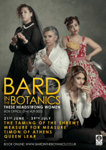 bard in the botanics 2017