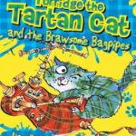 porrie the tartan cat