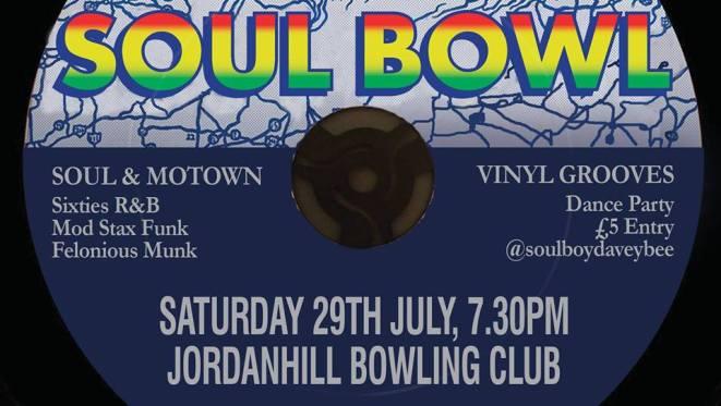 soul bowl 29 july