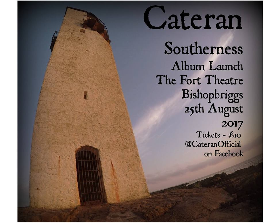cateran southerness album launch