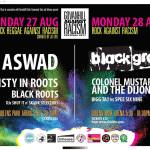 Govanhill Against Racism Festival, 27 and 28 August, 2017