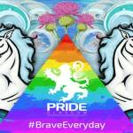 Pride Glasgow 2017 Saturday 19 and Sunday 20, August, 2017