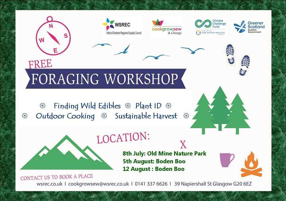 teh foraging workshop