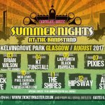 The Shires, Summer Nights at the Bandstand Kelvingrove, 11 August, 2017