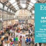 Etsy Made Local – Christmas Fair, The Briggait, 2 and 3 December,2017