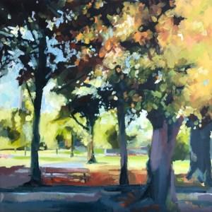cecilia cardiff autumn trees