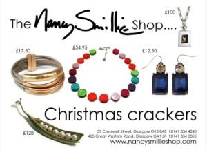 christmas crackers nancy smillie