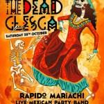 Day of the Dead, St Luke' Glasgow, 28 October, 2017