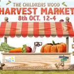Harvest Market, Children's Wood, Glasgow West End 8 October, 2017