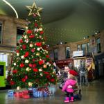 Riverside Museum Glasgow Christmas Fayre, 2 and 3 December 2017