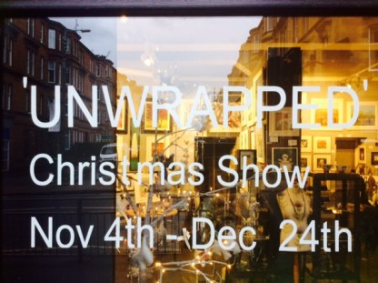 unwrapped christmas show