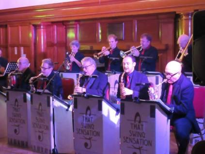 swing sensation big band