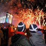 Jill Creighton's take on celebrating Hogmanay