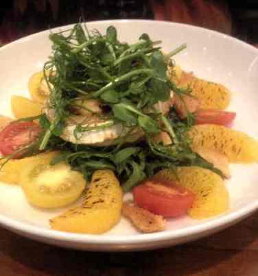 haloumi salad 1
