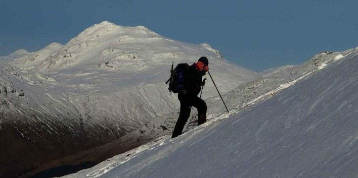 High Above Lochgoilhead
