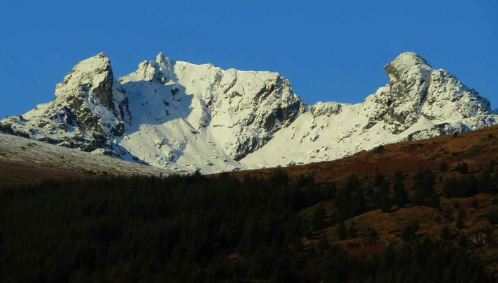 The Cobbler in Winter