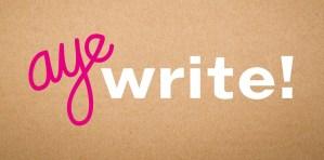 aye write beige