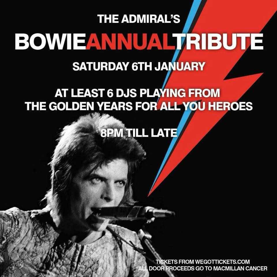 bowie annual event