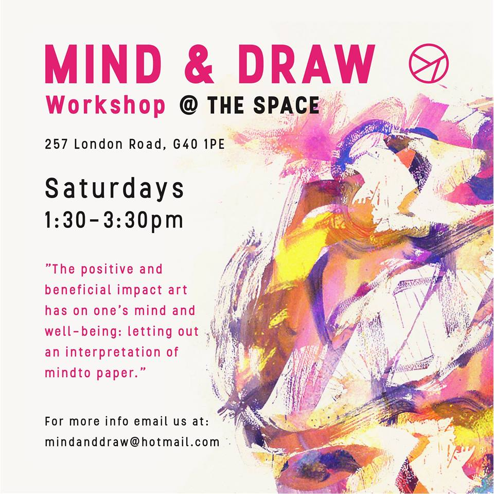 mind and draw the space