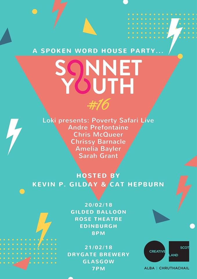 sonnet youth drygate
