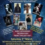 Stars for Starchild, Fundraiser 10 March, 2018