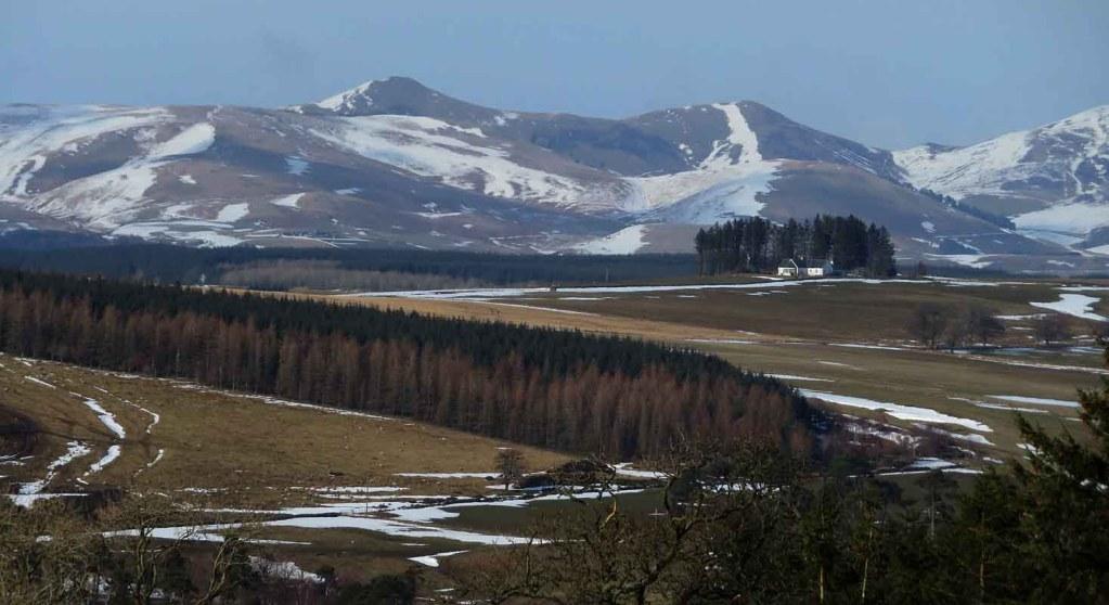 A Pentlands View