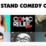 Comic Relief 2018 at The Stand, Glasgow