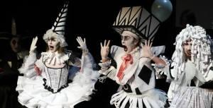 wastepaper opera and babaloose