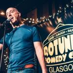Rotunda Comedy Club, Fundraiser for Epilepsy Scotland
