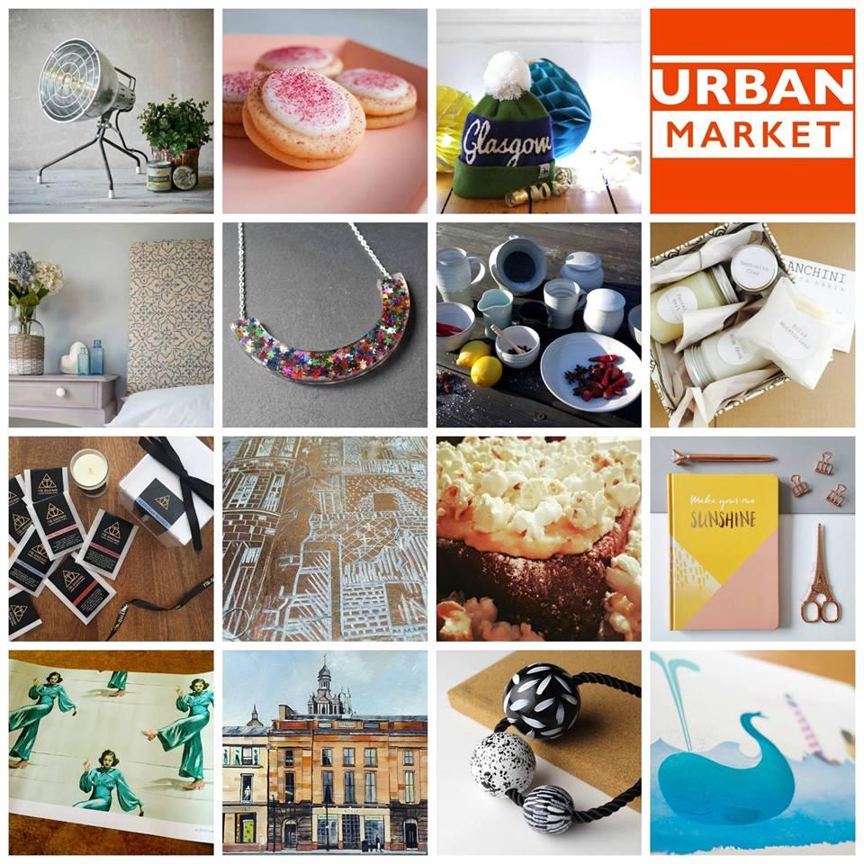 urban market drygate
