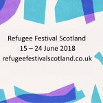 Refugee Festival Scotland 2018
