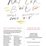HYPERMARKET – ART CAR BOOT, SWG3 2018