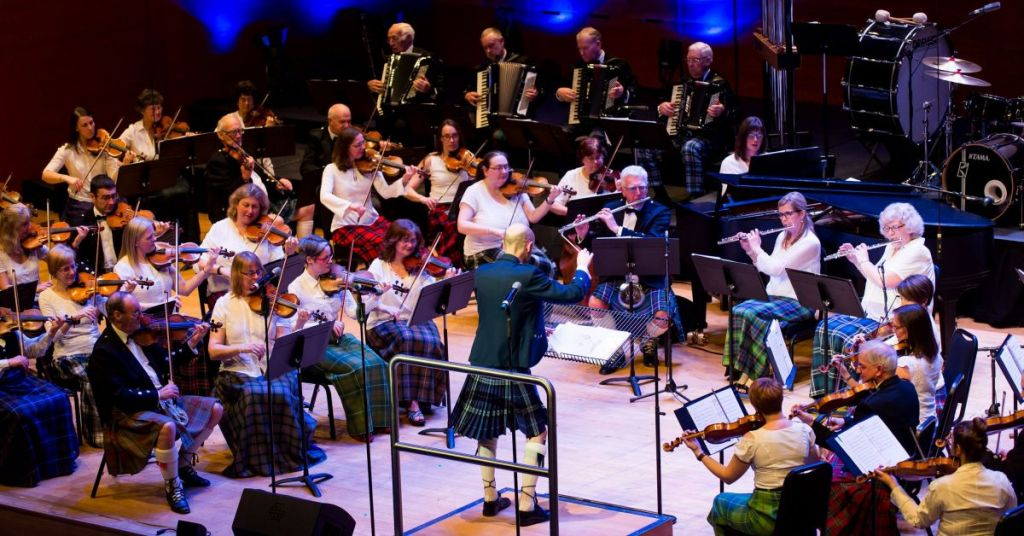 scottish fiddle orchestra