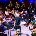 Scottish Fiddle Orchestra in Concert, Glasgow Royal Concert Hall September, 2018