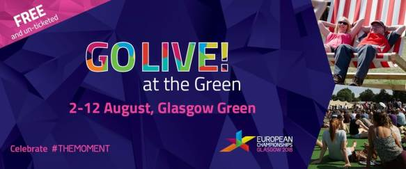 go live at the green