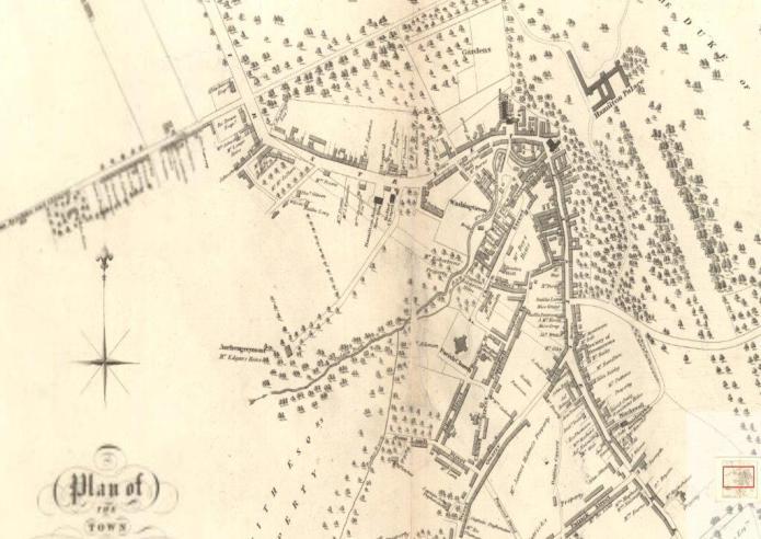 nls town plan