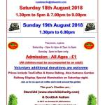 Garden Party Weekend, Fundraiser, Glasgow