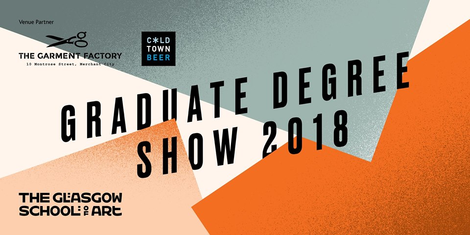 graduate degree show gssa 2018