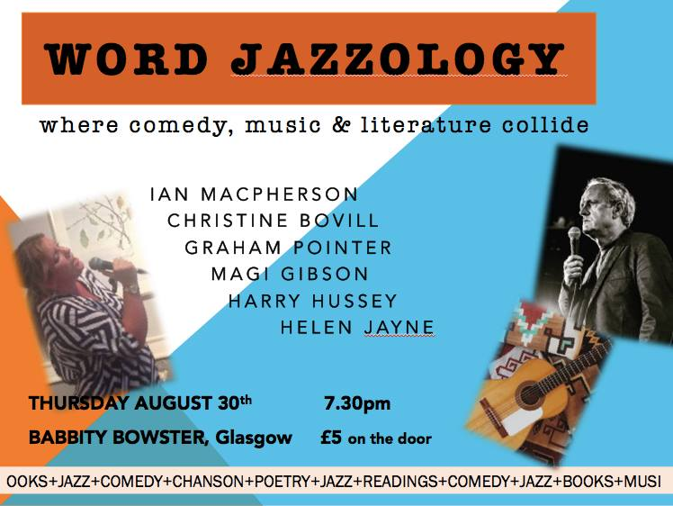 word jazzology 30 august