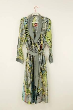 edinburgh robe prnt