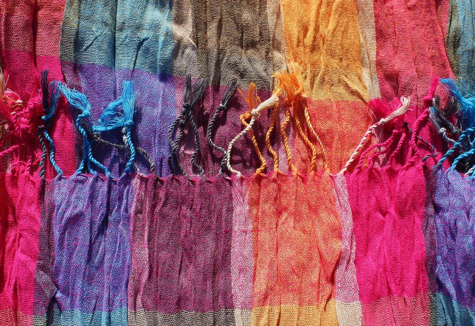 indian shawl pixabay