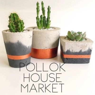 pollok house market