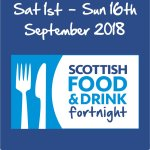 Scotland's Food and Drink Fortnight 2018