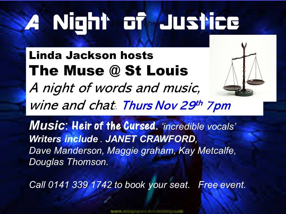 a night of justice linda jackson